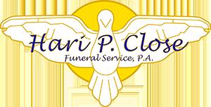 Hari P. Close Funeral Service, P.A. Logo
